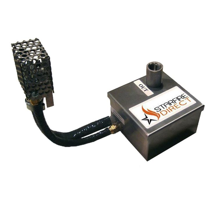 All Weather Electronic Ignition System - High Capacity / Natural Gas