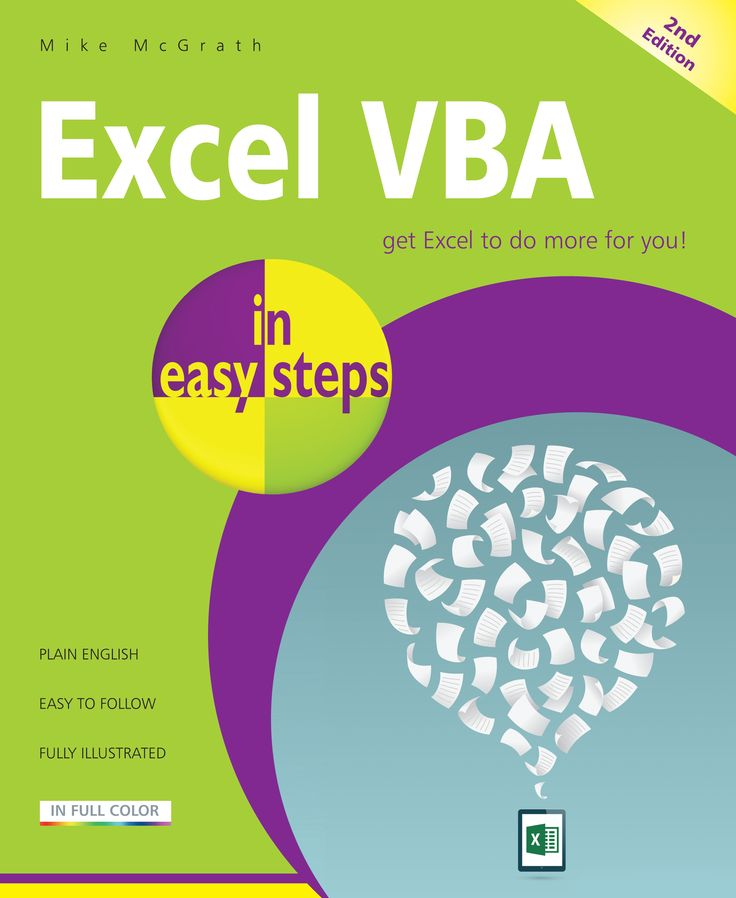 15 best microsoft office books images on pinterest microsoft excel vba in easy steps 2nd edition 9781840787375 fandeluxe PDF