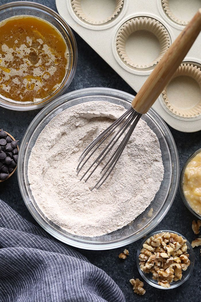6 Healthy Muffin Recipes 1 Base Batter Fit Foodie Finds In