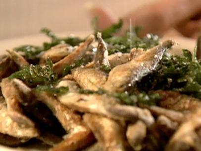 Whitebait Recipe | Nigella Lawson | Food Network