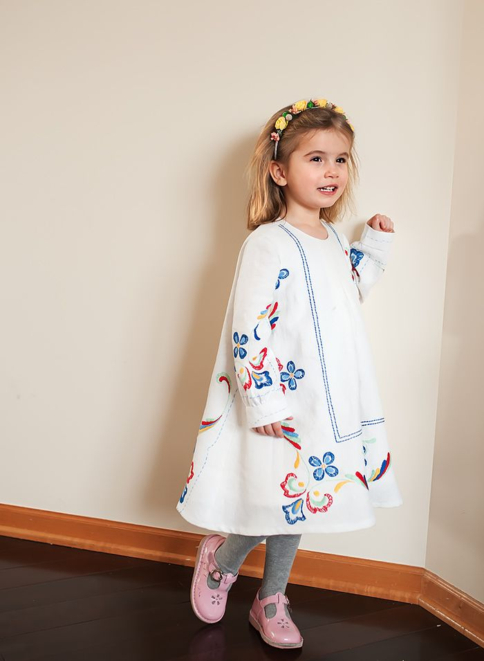 Cos Play, the Eleena Dress - Kid Approved