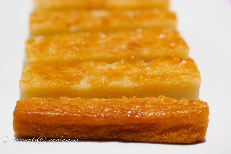 Butter Mochi- A Hawaiian Treat. A better recipe than the one I had before because it calls for one whole box of mochiko.