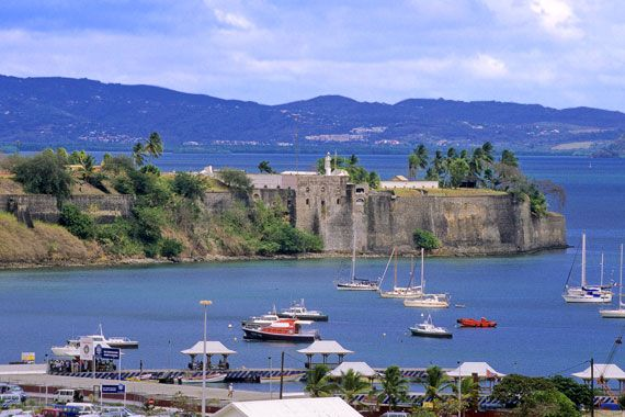 Fort-de-France, Martinique