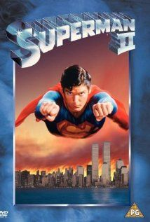 SUPERMAN II.  Director: Richard Lester.  Year: 1980.  Cast: Gene Hackman, Christopher Reeve and Margot Kidder