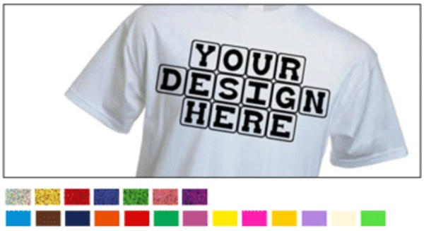 Build your Brand Army with Printed clothing by Ace Appeal Promotions