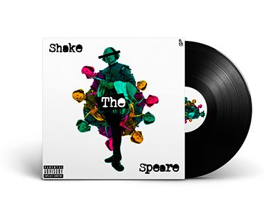 """Check out new work on my @Behance portfolio: """"Shakespeare"""" http://be.net/gallery/42129035/Shakespeare"""