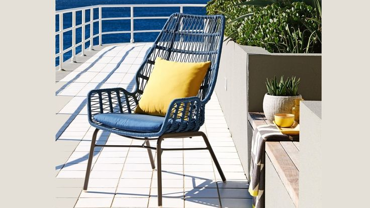 Home :: Outdoor :: Chairs :: Sorento Lounge Chair