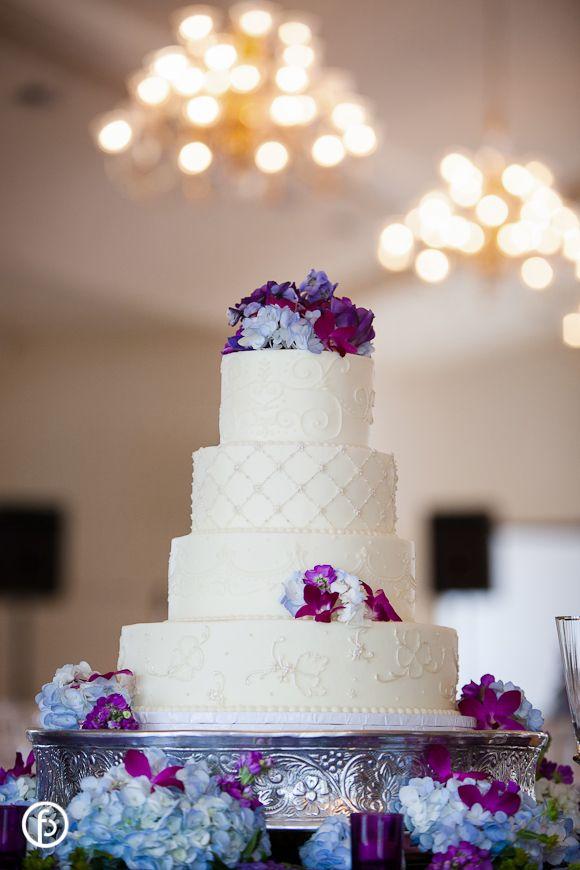 Hawthorne House Wedding   Freeland Photography   wedding cake