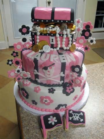 girl pirate birthday party - Bing Images