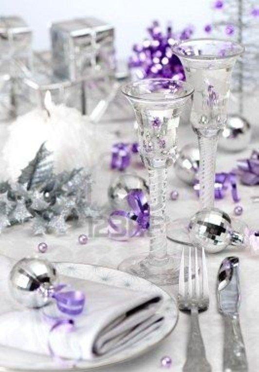 Winter Wonderland Table Decorating Ideas | 32 Original Winter Table Décor Ideas