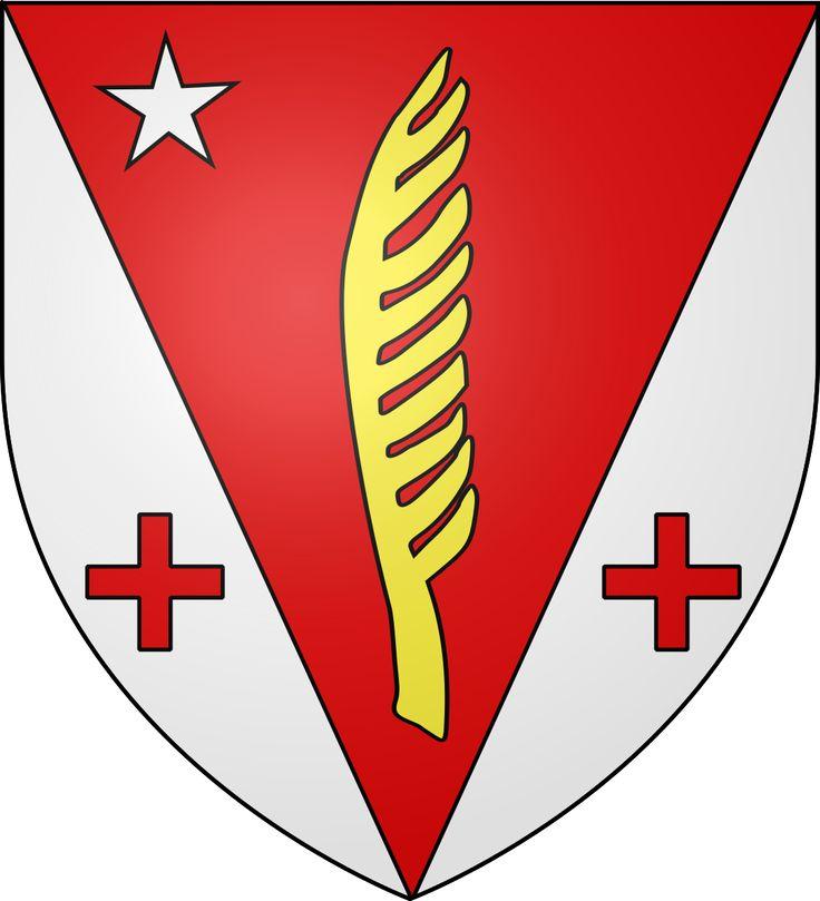 Fichier:Blason ville fr Saint-Auban 06.svg