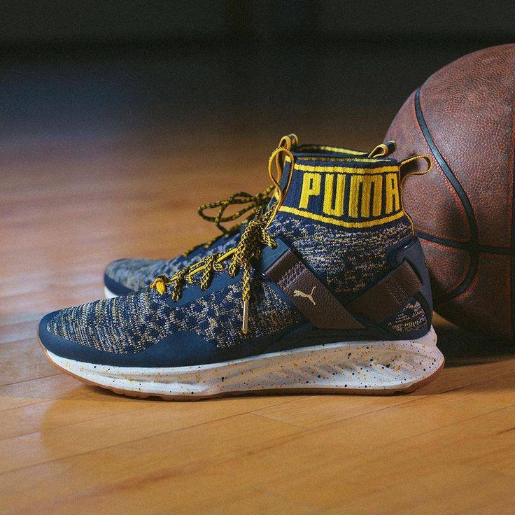 puma shoes ignite evoknit mes cross