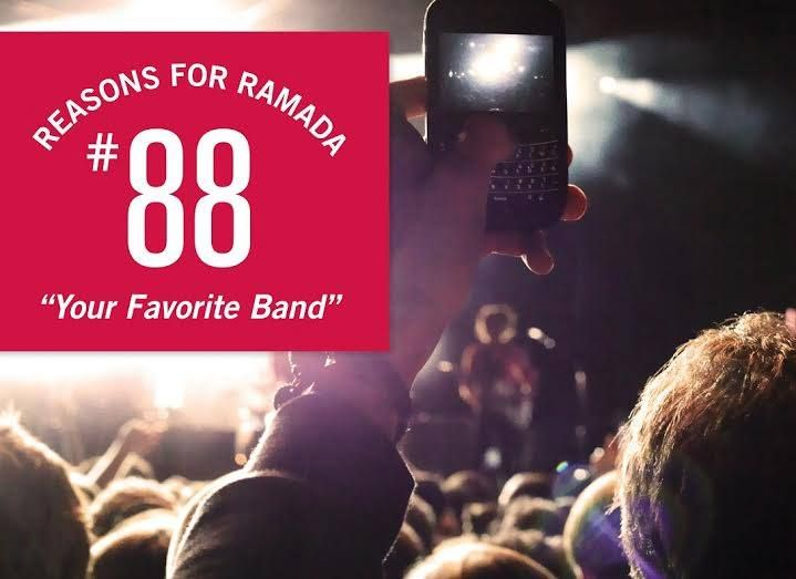 Got a concert coming up?  Book a room at the Ramada Rockville Centre so you can save money to spend on sweet concert swag! Book today at (516) 678-1100 or go online to www.RamadaRVC.com #music #concert #epic #show #crazy #dance #LongIsland #NewYork #live#group #RamadaRVC #hotel #inn #cozy #comfy #value #clean#competitive #freebreakfast #stay #freeparking #trucks #trainaccess #LIRR#travel #trip #experience #life