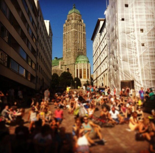 Kallio Block Party. #Kallio #Helsinki