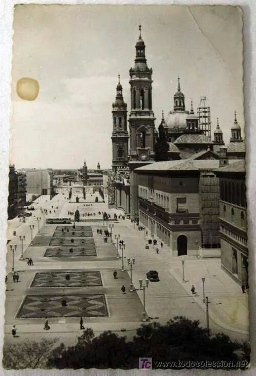 17 best images about zaragoza antigua spain on pinterest - Saneamientos marin zaragoza ...