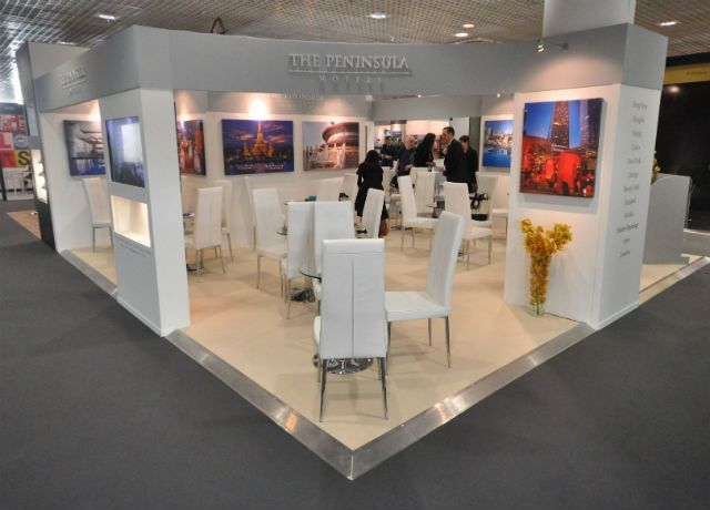 Exhibition Stand Installation : Best iltm exhibition stand design images on pinterest