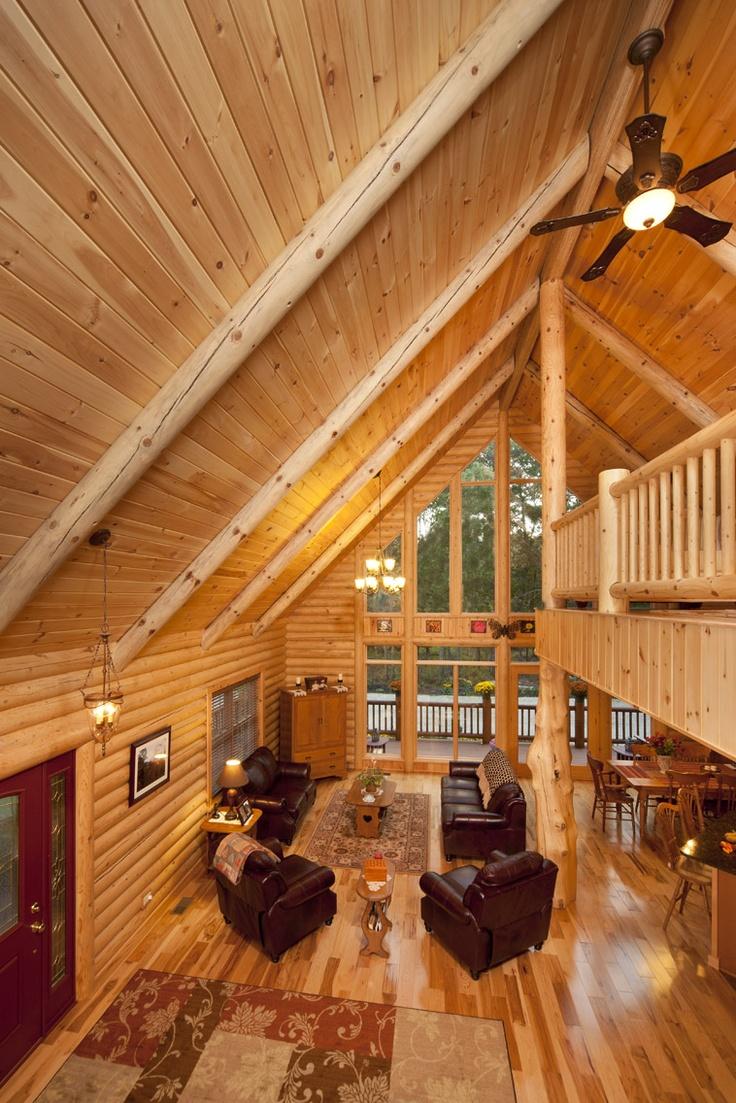 79 best log homes images on pinterest log cabins cabin ideas