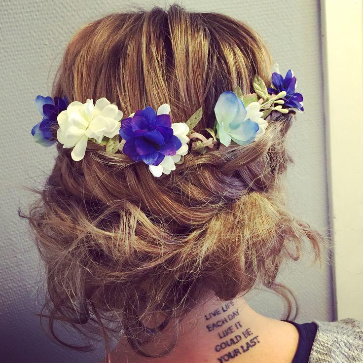 #summer #style #braid #headband