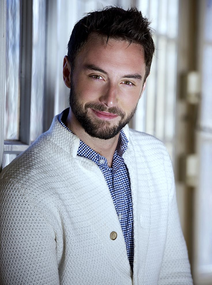 Swedish pop star Måns Zelmerlöw