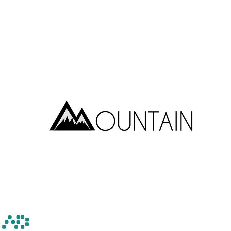 Konsep Logo Mountain