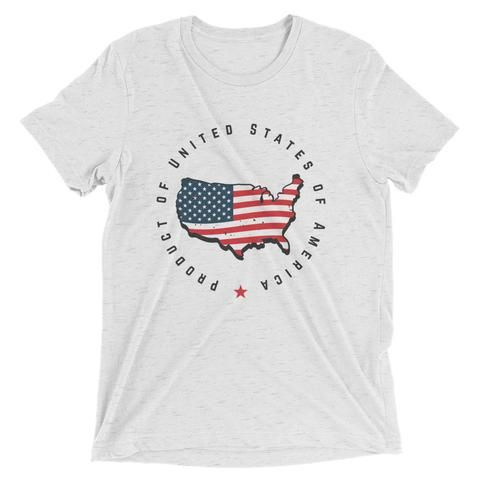Retro United States Seal Short sleeve t-shirt