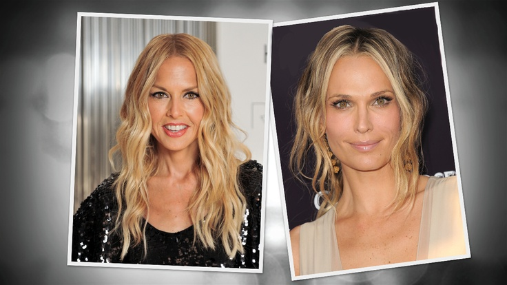 "The Secret to Rachel Zoe and Molly Sims' Hair...""model off duty"" hair tutorial"