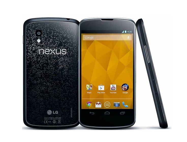LG Nexus 4 E960 (2012)
