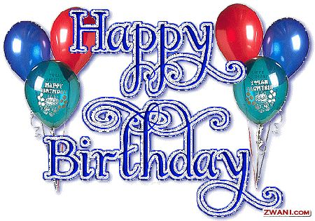 Happy Birthday Comments and Graphics Codes for Myspace, Friendster ...