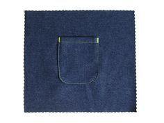Nähschule - Aufgesetzte Tasche mit Rundungen - nähen