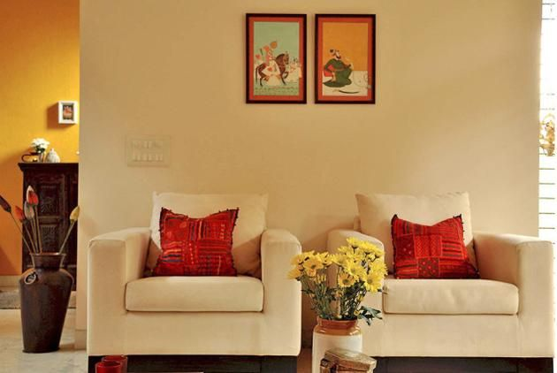 simple home decor ideas indian - Google Search