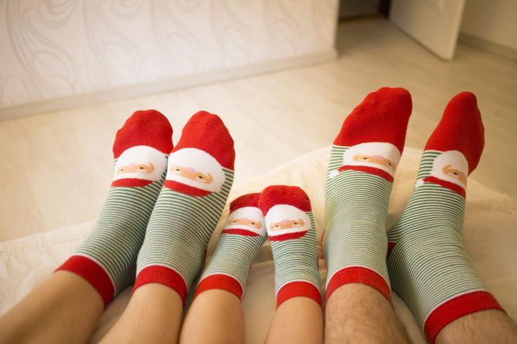 Ponožky Santa's Socks