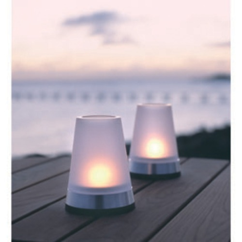 These are very interesting and beauftiful lamps. Their light is very similar to the light of candles. They can create very special atmosphere to the room.