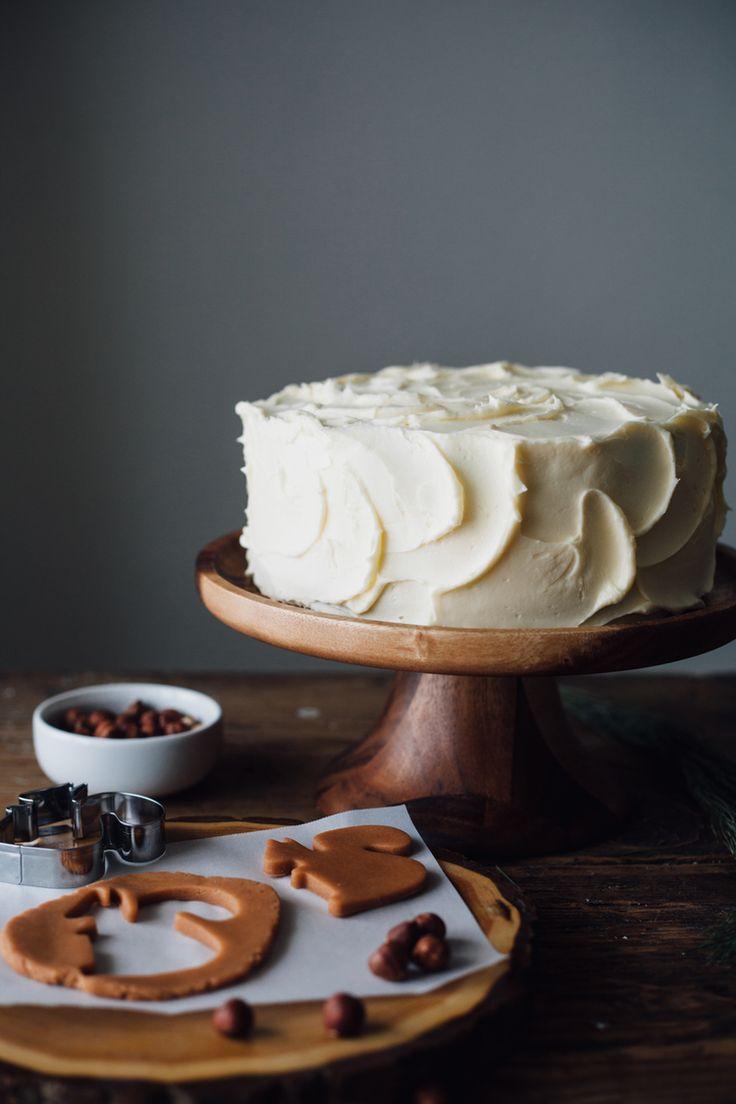 Molly Yeh Hazelnut Cake