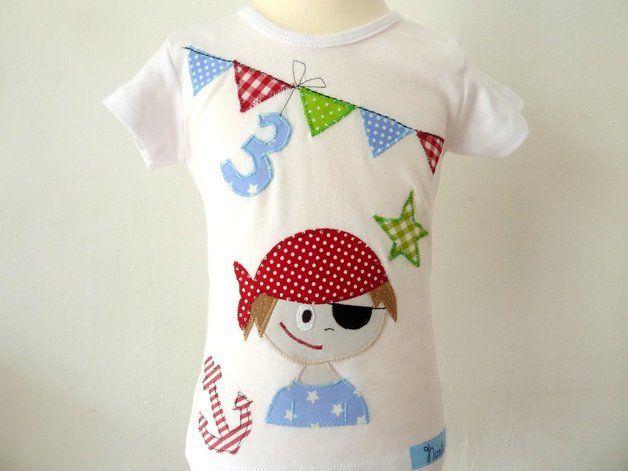 Geburtstagsshirt, Kindershirt