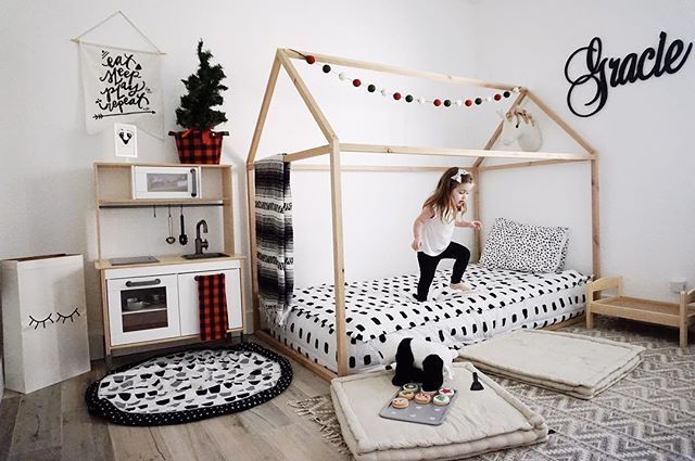 This Bed Set Up Is Perfect For Those Little Ones It S Great