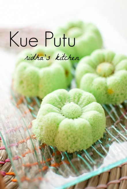Indonesian Sweets