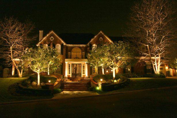Kichler Landscape Lighting Options Garden Diy