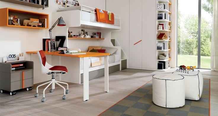 Posuvný dětský nábytek ZALF - Luxusní dětský nábytek ZALF http://JESPEN.cz