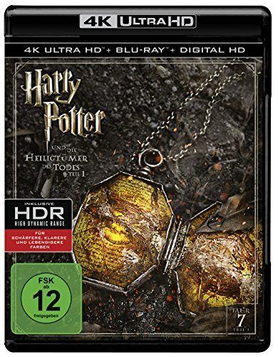 Harry Potter und die Heiligtümer des Todes: Teil 1 - Ultra HD Blu-ray [4k + Blu-ray Disc]
