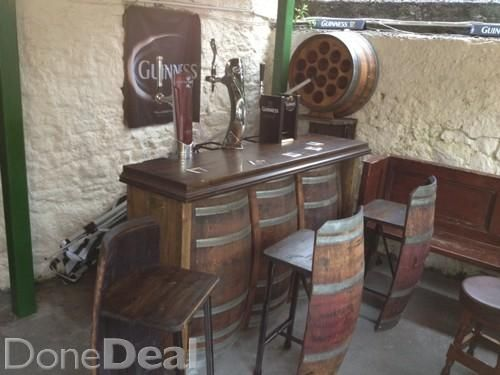 best  about Wine barrel furniture on Pinterest  Wine