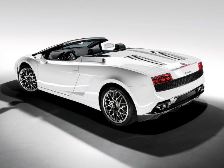 Lamborghini Gallardo Lp560 4 Spyder 2009 736838