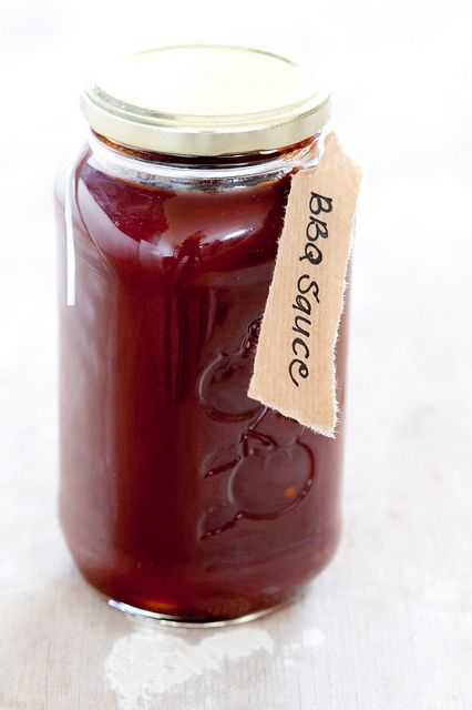 Recipe for Memphis-Style BBQ Sauce - may have to try this if I can stand the smell of the molasses lol