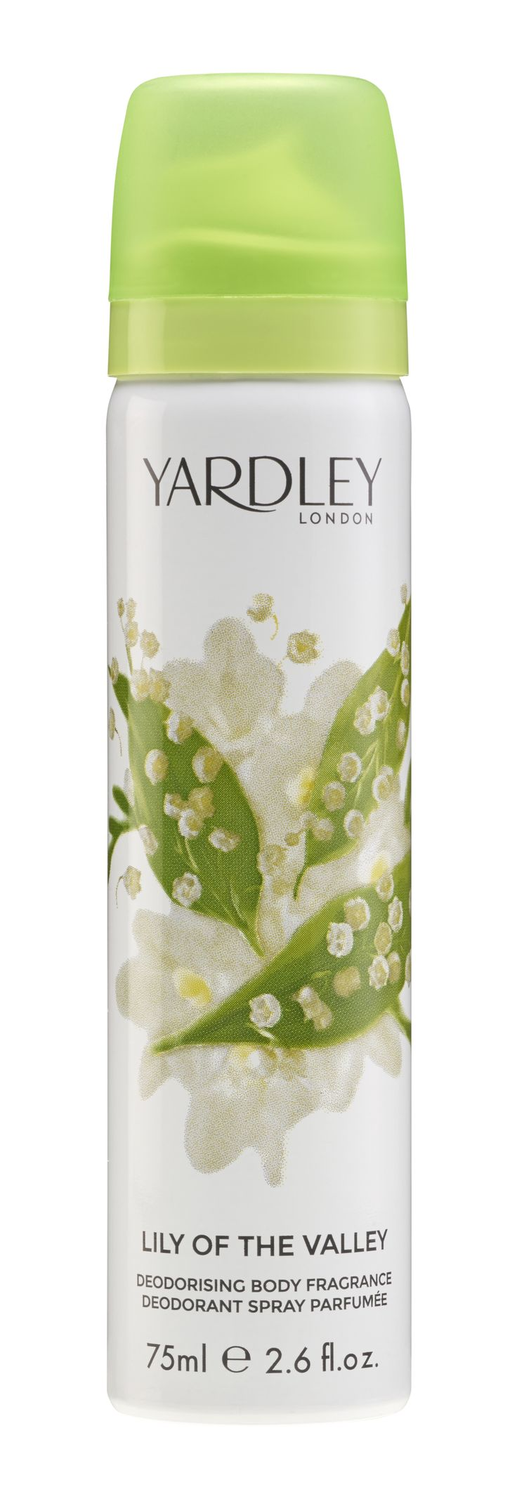 Αποσμητικό Lily of the Valley Yardley 75ml