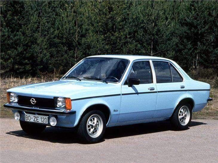 Pin Pa Opel