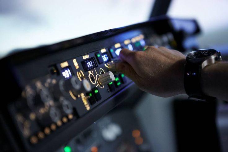 Můžeme startovat, pilote?