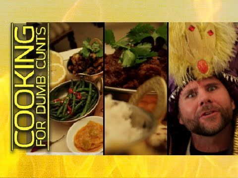 CHARLES MANSONS INDIAN BANQUET with Chef MasterC*nt