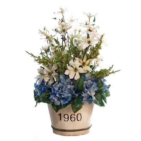 21 best Mothers Day images on Pinterest Silk floral arrangements