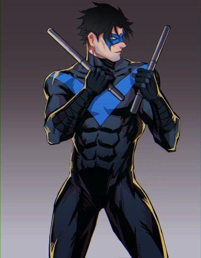 ▪ Nightwing