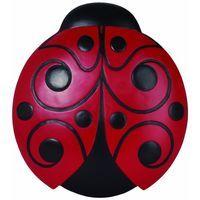 ladybug rock design