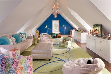 Custom Colonial contemporary-kids